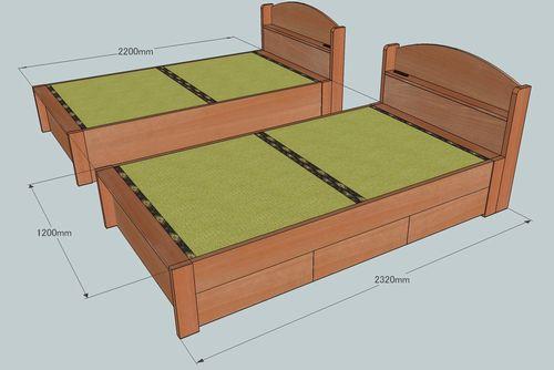 畳ベッドセミダブル2200畳2枚.jpg